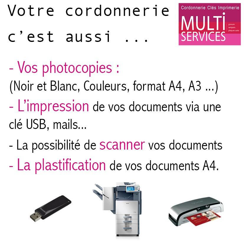 photocopie Vaulx